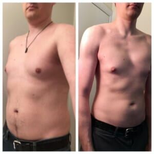 事例2:Beat Saberで約14kgのダイエットに成功