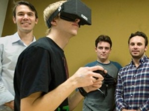 Oculus最初の一般社員