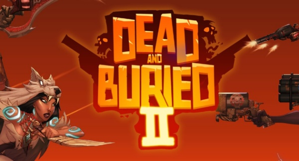 OculusQuestのおすすめゲームDead and Buried 2