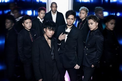 GENERATIONS from EXILE TRIBEの8KVRプロモーションメッセージ