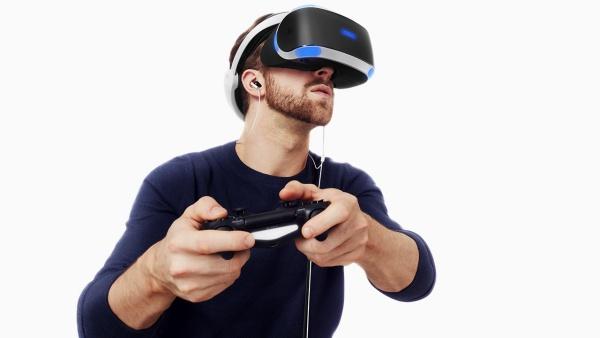 シリーズ初!VRプレイが可能に!