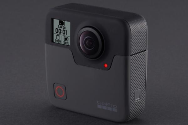 おすすめカメラその10_Go Pro Fusion