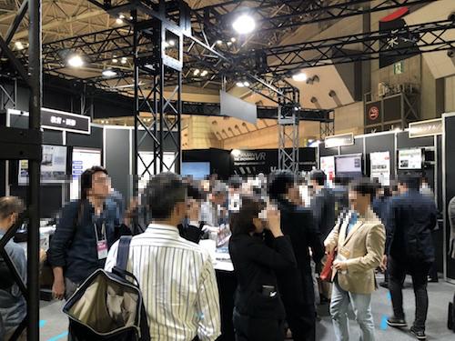 コンテンツ東京2018クリークアンドリバー社