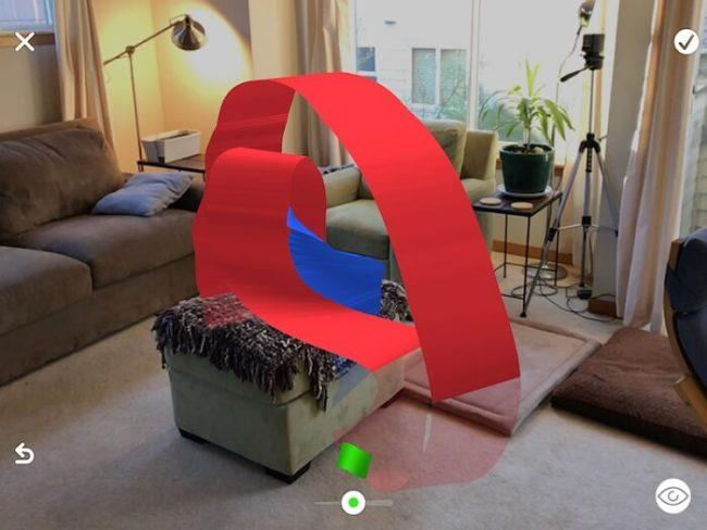 MozillaがARKitを使ったWebARを試せるアプリを公開