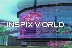INSPIX WORLDアカウント