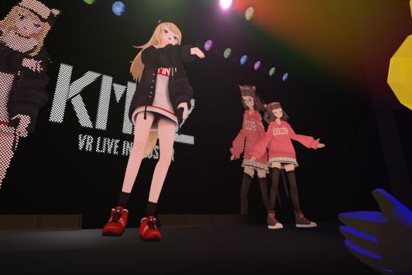 KMNZVRライブブギーバック