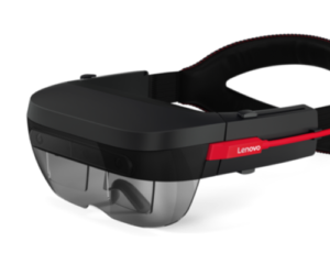 LenovoがARヘッドセット「ThinkReality A6」を発表!産業用途向けに特化