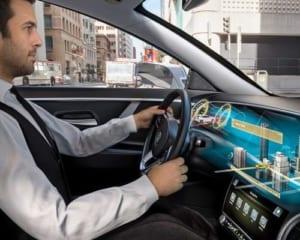 SFの自動車がもうすぐ実現!コンチネンタルがARを活用したドライブ体験を開発中