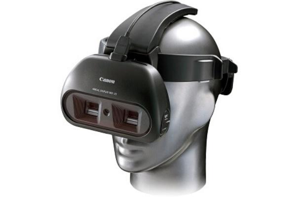 最新のMRデバイス「MREAL Display MD-20」が登場
