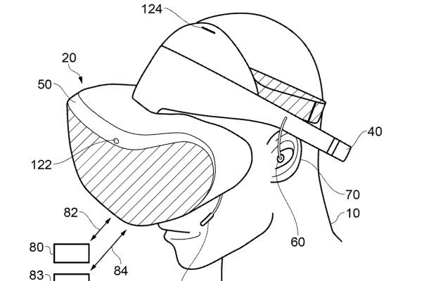 PSVR2と思われるソニーのVR関連特許が公開