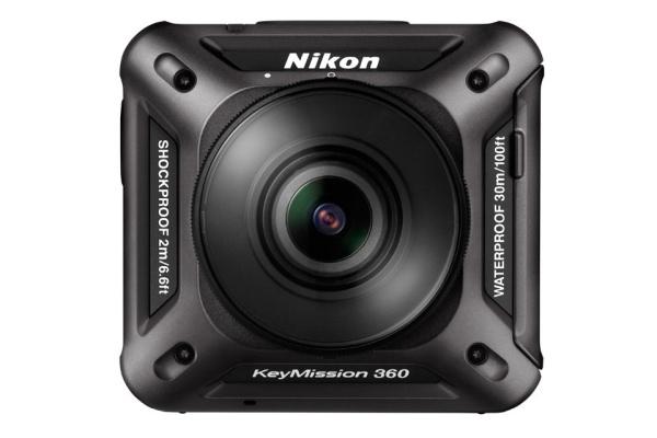 おすすめカメラその7_Nikon KeyMission 360