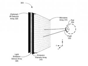 Oculusの特許書類