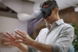 OculusQuestのハンドトラッキングが利用可能に