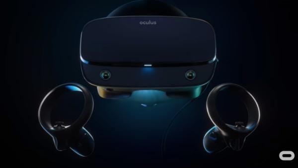 OculusRift Sの商品全景