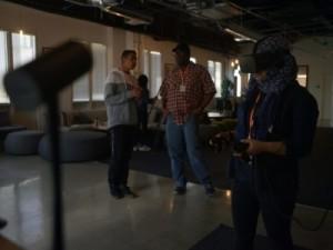 図書館にOculus Riftを設置する