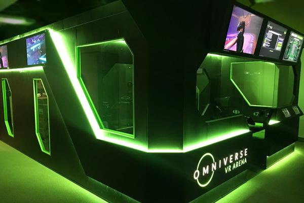 世界のVR eスポーツ大会「Omni Arena esports series」