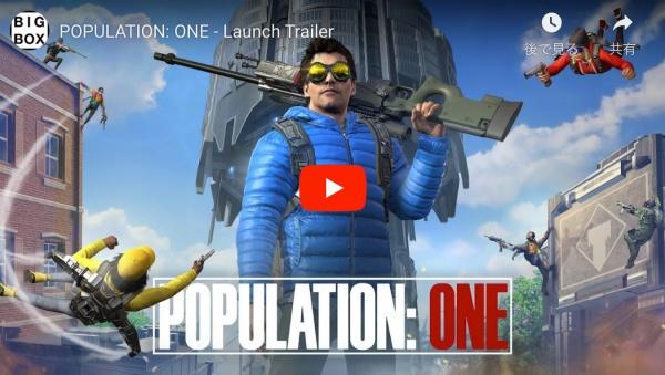 POPULATION:ONE