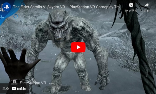 15.Skyrim VR
