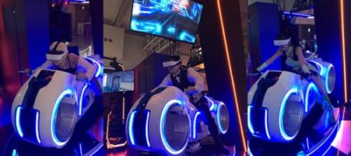 VRセンターのおすすめフォトンレーサー