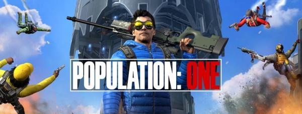 6.POPULATION:ONE