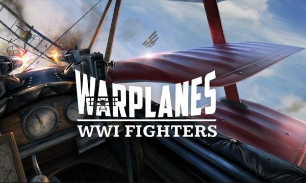 11.Warplanes: WW1 Fighters