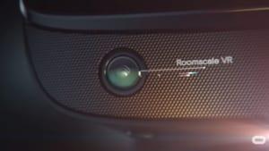 OculusRift Sは装着したままで周囲の状況を確認可能
