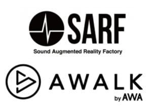 AR事業にエイベックスが本格参入!音声AR事業「SARF」を発表!