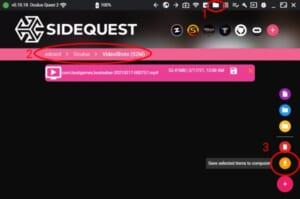 SideQuestを利用する方法