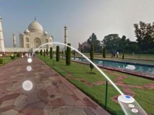 VRで世界旅行