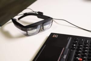 レノボがエンタープライズ向けARグラス「ThinkRealityA3」をCES2021で発表!