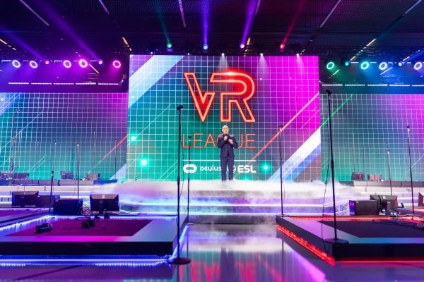 世界のVR eスポーツ大会「VR League」