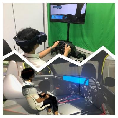 新型VRシミュレータの内容