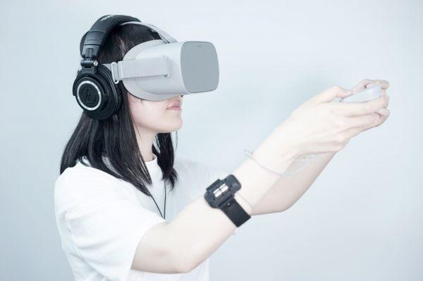VRニュースイッキ見_トレーニングVR「イークイップス」に新触覚デバイスが追加され、低コストでの導入も可能に