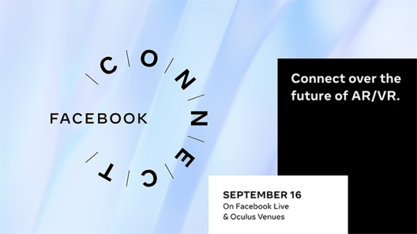 VRニュースイッキ見_Oculus ConnectがFacebook Connectに名称変更!開催日は9月16日