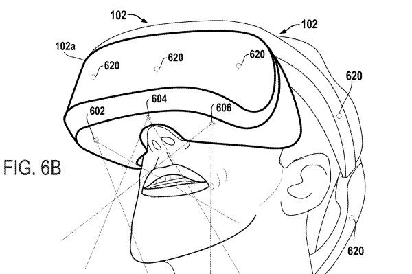 VRニュースイッキ見_VRアバターにも表情がつく?ソニーがVRデバイス用のフェイストラッキング技術を開発か