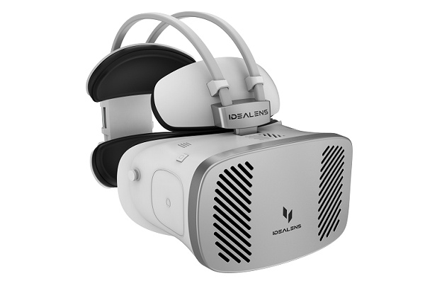 VRニュースイッキ見_4K一体型VRゴーグル「IDEALENS K4」販売開始