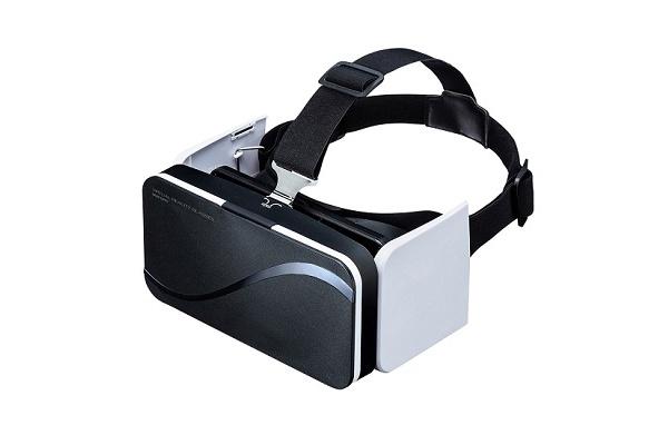 VRニュースイッキ見_折りたたみ式VRゴーグル「MED-VRG5」発売