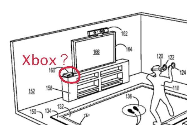 VRニュースイッキ見_MicrosoftがVR用感圧フロアマットの特許を出願