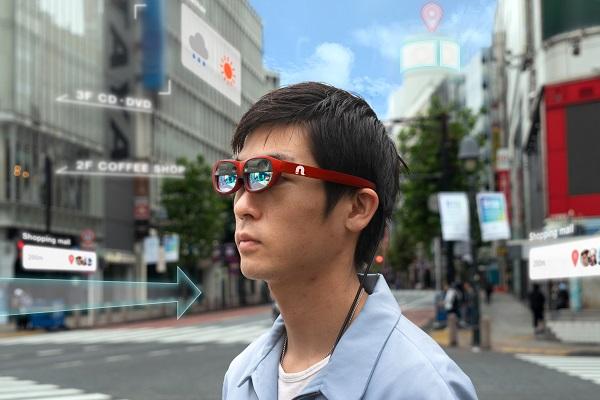 VRニュースイッキ見_次世代型MRグラス「NrealLight」を活用したARコミュニケーションサービスの実証実験を開始