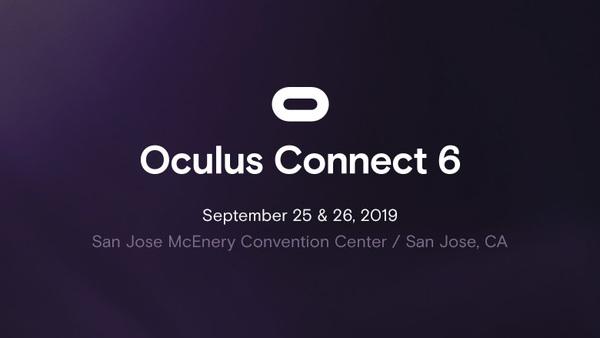 VRニュースイッキ見_Oculus年次イベント「Oculus Connect 6」が9月開催