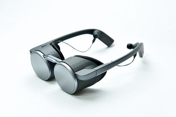 VRニュースイッキ見_パナソニックが世界初HDR対応の眼鏡型VRグラスを開発