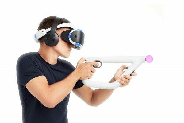 VRニュースイッキ見PSVRシューコンで狙い撃ち