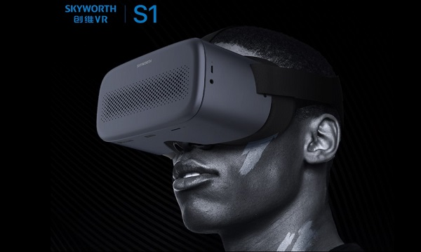 VRニュースイッキ見_4K高解像度一体型VRゴーグル「SKYWORTH S1」販売開始