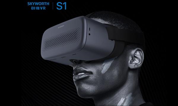 VRニュースイッキ見_一体型VRゴーグル「SKYWORTH S1」12月より日本で発売