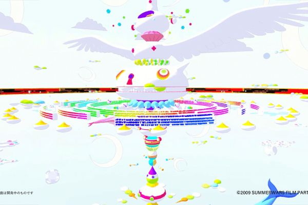 VRニュースイッキ見_VRoidでOZの世界へダイブできる「サマーウォーズ」10周年企画