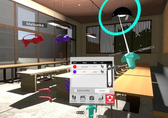 VRニュースイッキ見建築設計業向けVRソフト「SYMMETRY」がアップデート