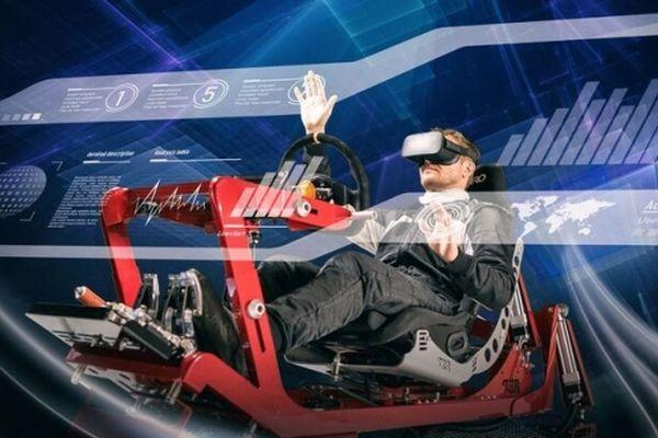 VRニュースイッキ見_VRドライビングシミュレーターと車両開発技術の融合!体感型車両開発ツールの提供へ