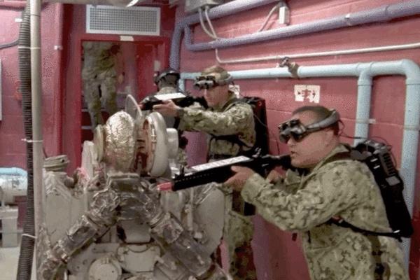 VRニュースイッキ見_米海軍がMagic Leap Oneを用いた訓練システムを導入