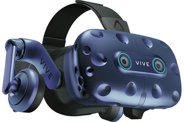 VRニュースイッキ見_高精度なアイトラッキング技術を搭載したHMD「VIVE Pro Eye」が値下げを発表