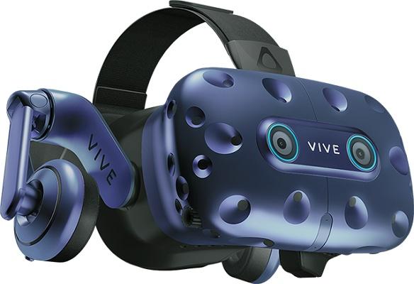 VRニュースイッキ見「VIVE Pro Eye」と「VIVE FOCUS PLUS」が6月28日より国内発売開始
